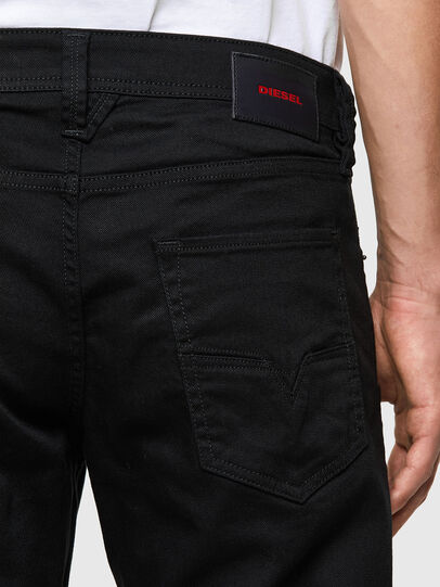 Diesel - Larkee-Beex 0688H, Schwarz/Dunkelgrau - Jeans - Image 4