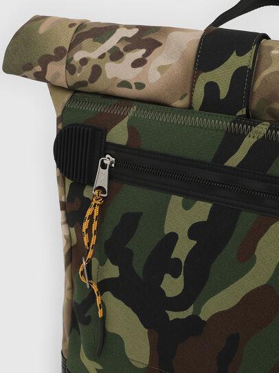 Diesel - ROLAP, Camouflagegrün - Rucksäcke - Image 5