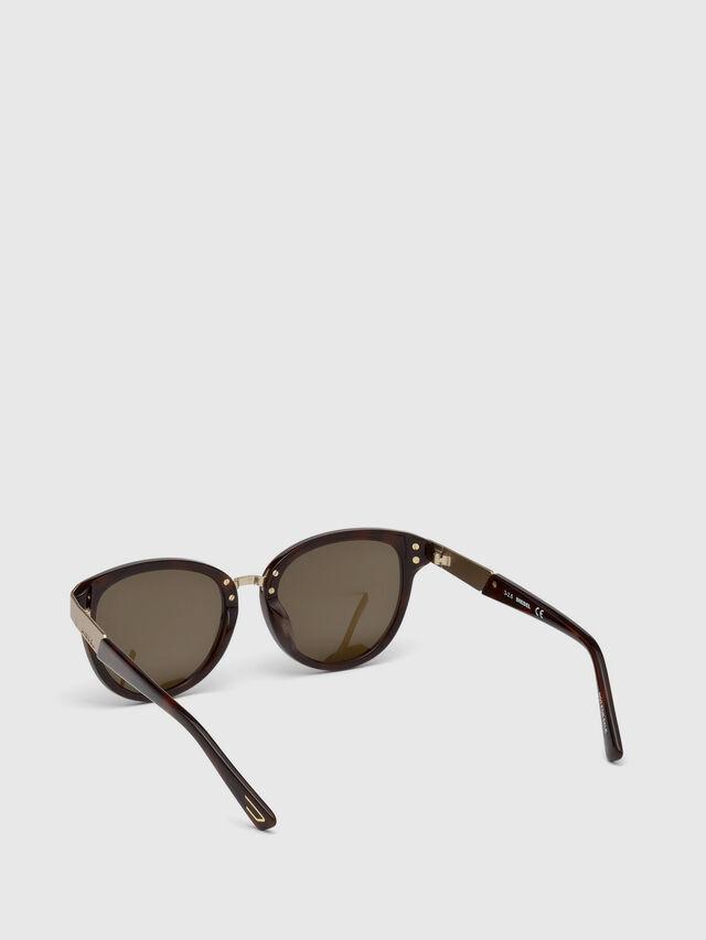 Diesel - DL0234, Braun - Sonnenbrille - Image 2