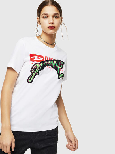 Diesel - T-SILY-ZD,  - T-Shirts - Image 1