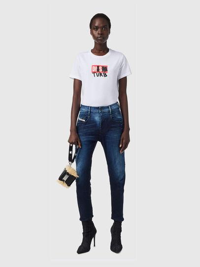 Diesel - Fayza JoggJeans® 069XX, Dunkelblau - Jeans - Image 5