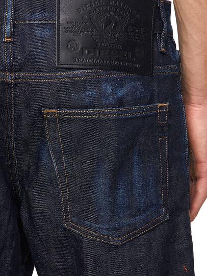 Diesel - D-Fining 09A20, Dunkelblau - Jeans - Image 3