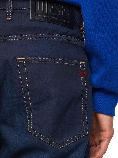 Diesel - D-VIDER JoggJeans® Z69VZ, Dunkelblau - Jeans - Image 4