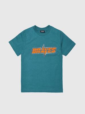 TSILYWG, Wassergrün - T-Shirts und Tops