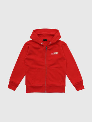 SALBYZIP OVER, Rot - Sweatshirts