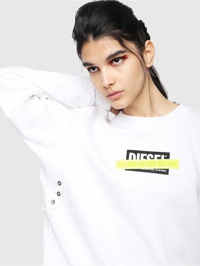 Diesel - F-LYANY-B,  - Sweatshirts - Image 3