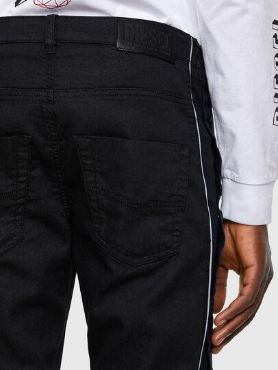 Diesel - Krooley JoggJeans 0KAYO, Schwarz/Dunkelgrau - Jeans - Image 5
