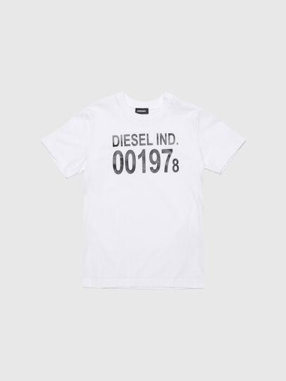 Diesel - TDIEGO001978, Weiß - T-Shirts und Tops - Image 1