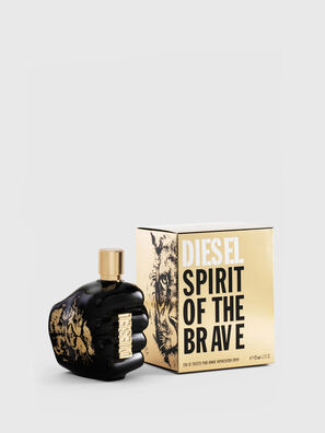 SPIRIT OF THE BRAVE 125ML, Schwarz/Gold - Only The Brave