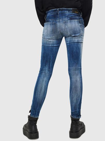 Diesel - Slandy Low 0095C, Mittelblau - Jeans - Image 3