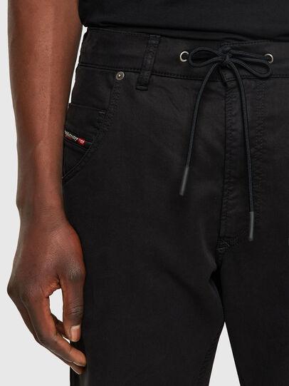 Diesel - Krooley JoggJeans® 069NC, Schwarz/Dunkelgrau - Jeans - Image 4