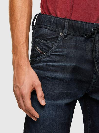 Diesel - KROOLEY JoggJeans® 069QF, Dunkelblau - Jeans - Image 3
