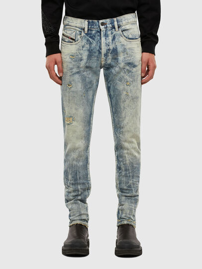 Diesel - D-Strukt 009FM, Hellblau - Jeans - Image 1