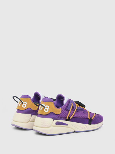 Diesel - S-SERENDIPITY LC EVO, Violett - Sneakers - Image 3