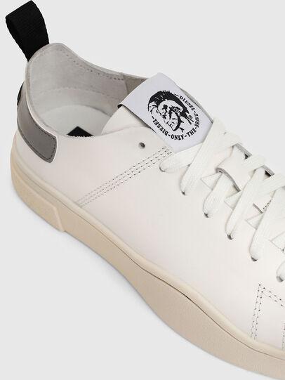 Diesel - S-CLEVER LS W, Weiß/Grau - Sneakers - Image 4