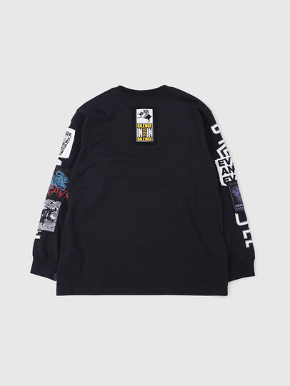 Diesel - TJUSTLSWA OVER,  - T-Shirts und Tops - Image 2