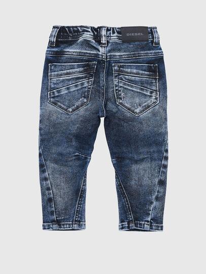 Diesel - FAYZA-B-N JOGGJEANS, Mittelblau - Jeans - Image 2