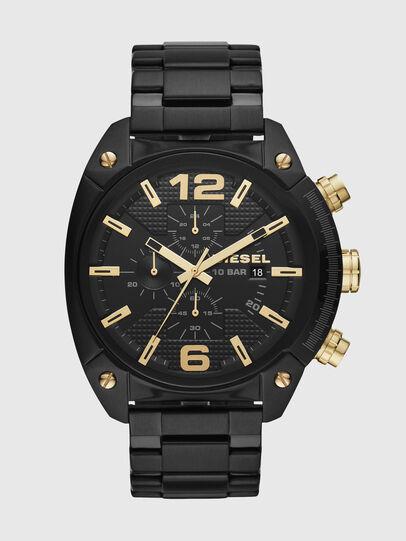 Diesel - DZ4504, Schwarz/Gold - Uhren - Image 1