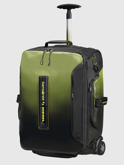 Diesel - KA2*69008 - PARADIVE, Schwarz/Gelb - Reisetaschen mit Rollen - Image 2