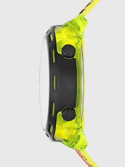 Diesel - DZ1895, Neongelb - Uhren - Image 3