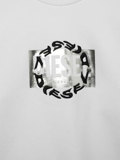 Diesel - SANGRSUC, Weiß - Sweatshirts - Image 3