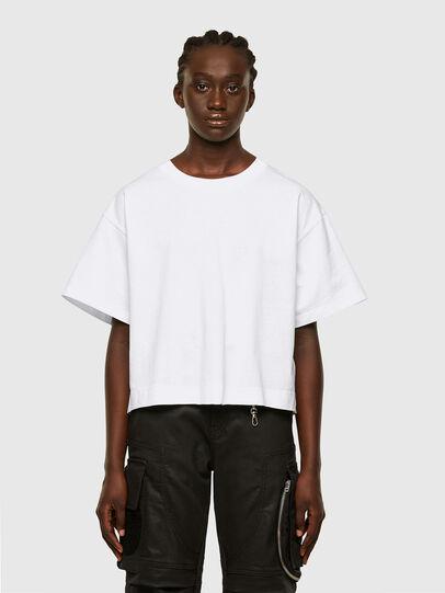 Diesel - T-BOWLESS, Weiß - T-Shirts - Image 1