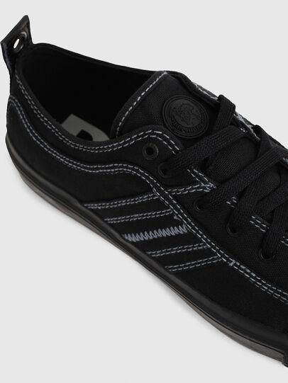 Diesel - S-ASTICO LOW LACE, Schwarz - Sneakers - Image 4