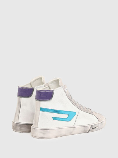 Diesel - S-MYDORI ML W, Weiss/Blau - Sneakers - Image 3