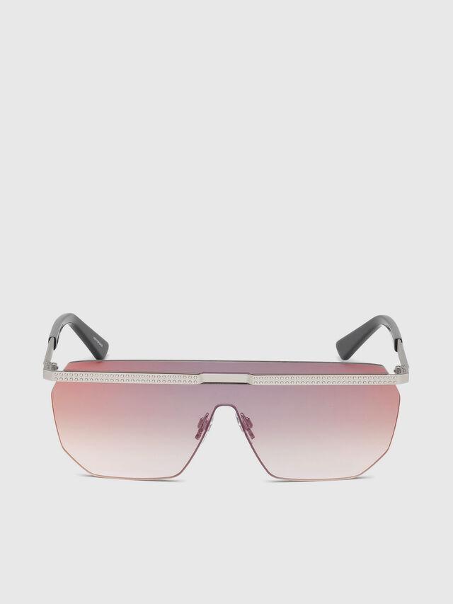 Diesel - DL0259, Rosa - Sonnenbrille - Image 1