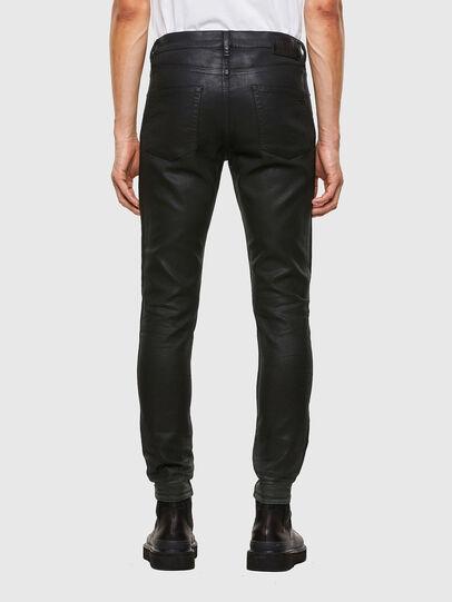 Diesel - D-Strukt JoggJeans® 069QX, Schwarz/Grün - Jeans - Image 2