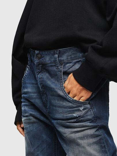 Diesel - Fayza JoggJeans 083AS, Dunkelblau - Jeans - Image 4