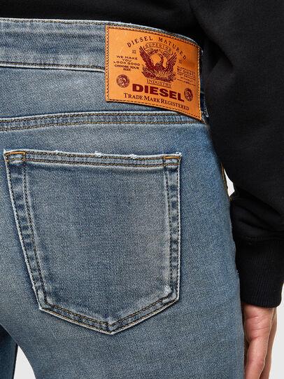 Diesel - D-Ollies JoggJeans® 069UW, Mittelblau - Jeans - Image 4