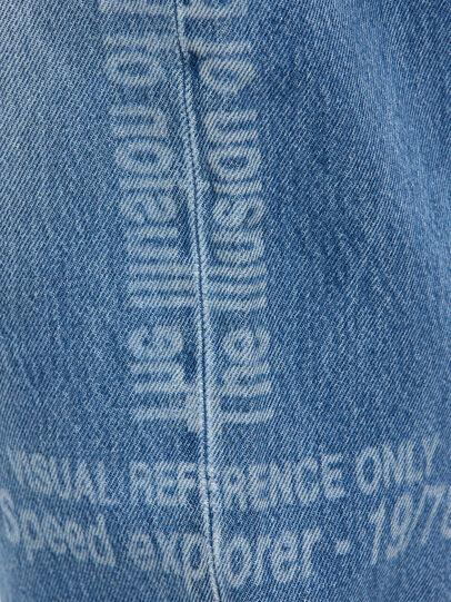 Diesel - D-Macs 009HW, Mittelblau - Jeans - Image 4