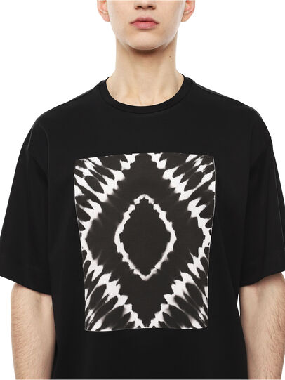 Diesel - TEORIA-TIEDYESQUARE,  - T-Shirts - Image 3