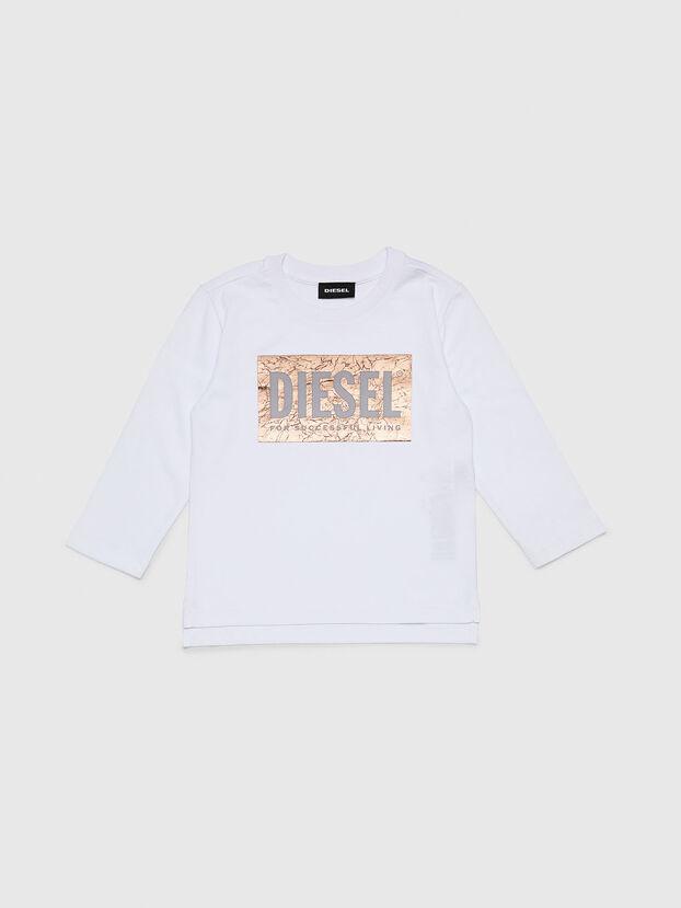 TIRRIB-R, Weiß - T-Shirts und Tops
