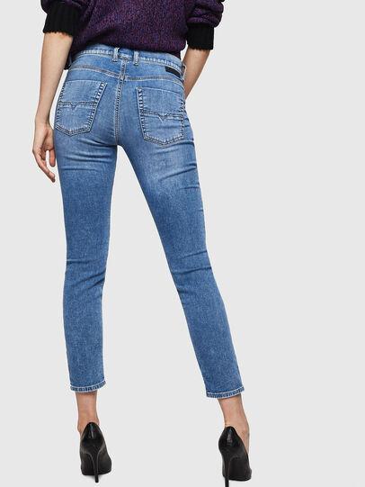 Diesel - Krailey JoggJeans 069IH, Hellblau - Jeans - Image 2