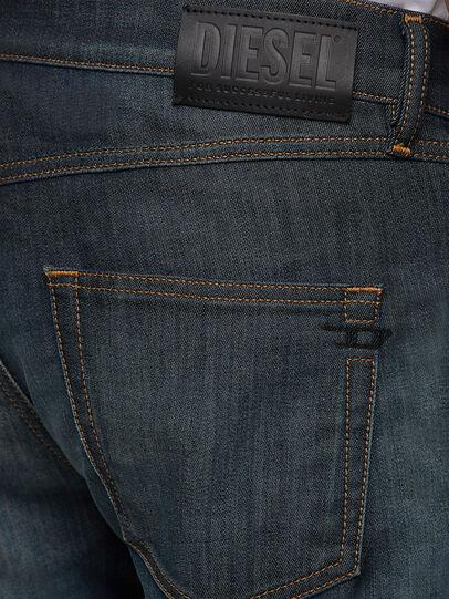 Diesel - D-Strukt JoggJeans 009KJ, Dunkelblau - Jeans - Image 4