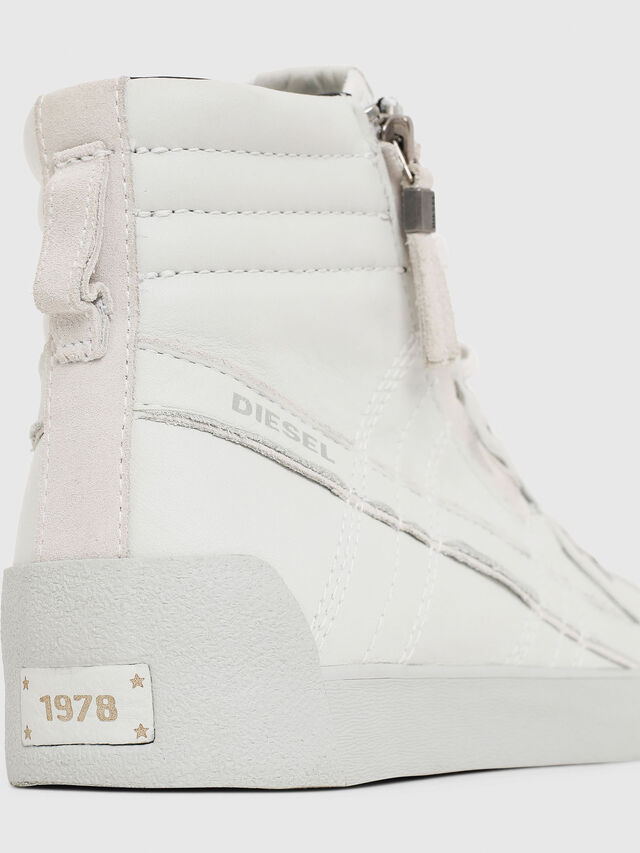 Diesel - D-STRING PLUS, Weiß - Sneakers - Image 4