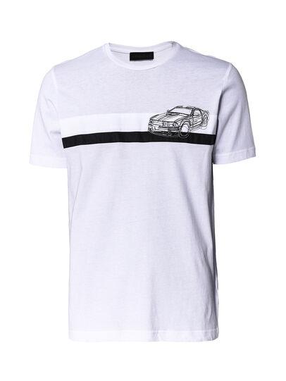 Diesel - TY-STRIPESCAR,  - T-Shirts - Image 5