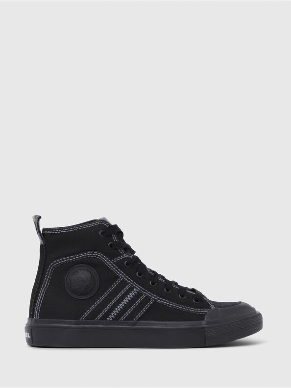 S-ASTICO MID LACE W, Schwarz - Sneakers