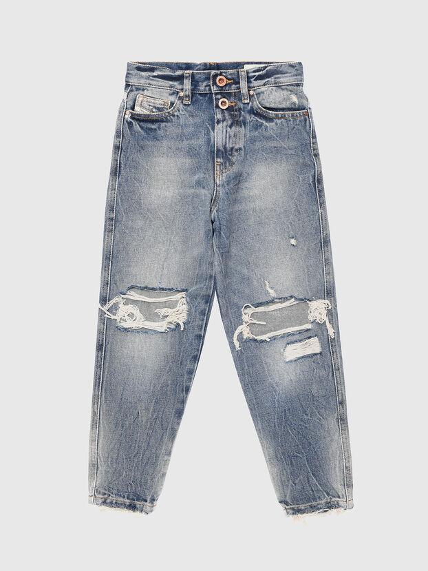 ALYS-J, Hellblau - Jeans