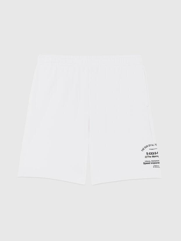 P-BOXIER-X2, Weiß - Kurze Hosen