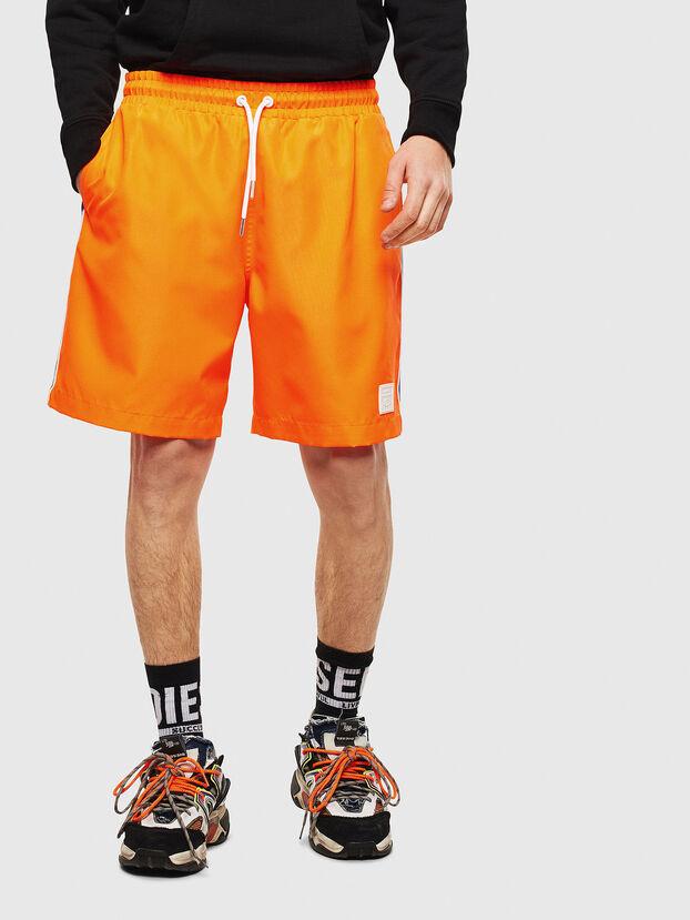 P-KEITH, Orange - Kurze Hosen