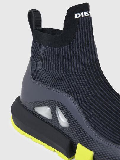 Diesel - H-PADOLA MID TREK, Schwarz - Sneakers - Image 4