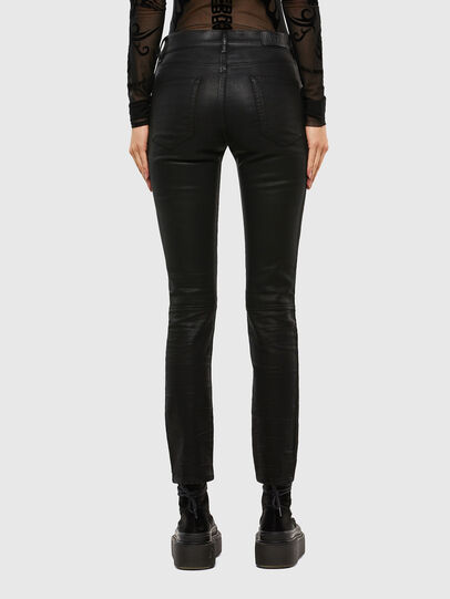 Diesel - D-Ollies JoggJeans® 069RK, Schwarz/Dunkelgrau - Jeans - Image 2