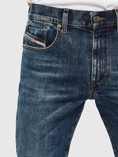 Diesel - D-Strukt 009AR, Mittelblau - Jeans - Image 3