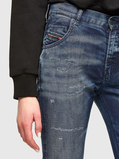 Diesel - Krailey JoggJeans® 069SL, Dunkelblau - Jeans - Image 3
