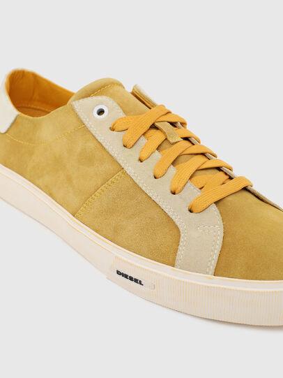 Diesel - S-MYDORI LC, Gelb - Sneakers - Image 5