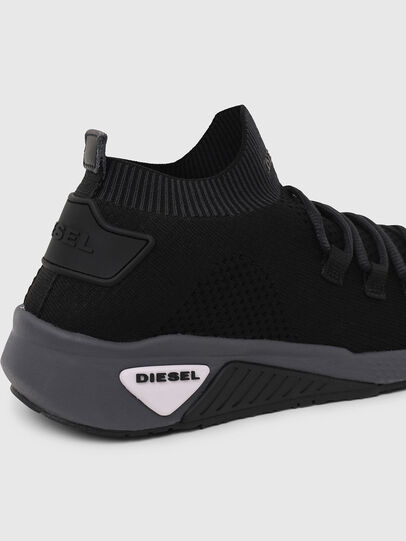 Diesel - S-KB ATHL LACE W, Schwarz - Sneakers - Image 5