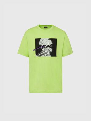 T-TUBOLAR-X20, Neongrün - T-Shirts